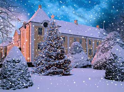 Jul på Gavnø