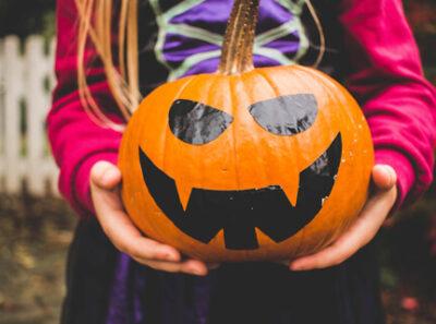 Halloween på Gavnø i efterårsferien